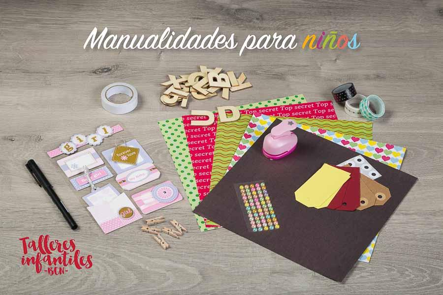 Fiestas de cumplea os para ni os en barcelona con taller - Feria de manualidades en barcelona ...