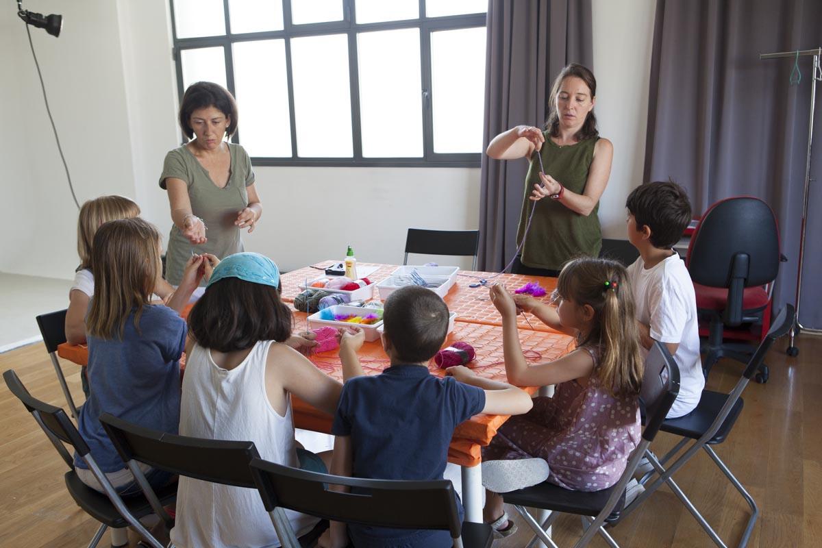 Cumpleaños para niños con taller de atrapasueños