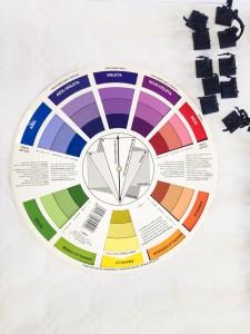 rueda de color