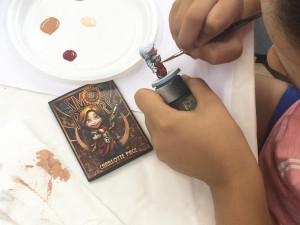 Pintado de Miniaturas