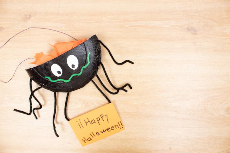 Halloween: Dulcero Araña