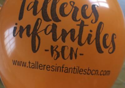 Taller de rueda de matemáticas para niños_Talleres Infantiles Bcn Globo