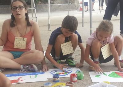 Talleres Infantiles BCN fiestas cumpleaños Fran-09082014-20140809_181547