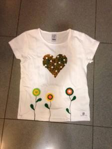 Taller Infantil decoración de camisetas