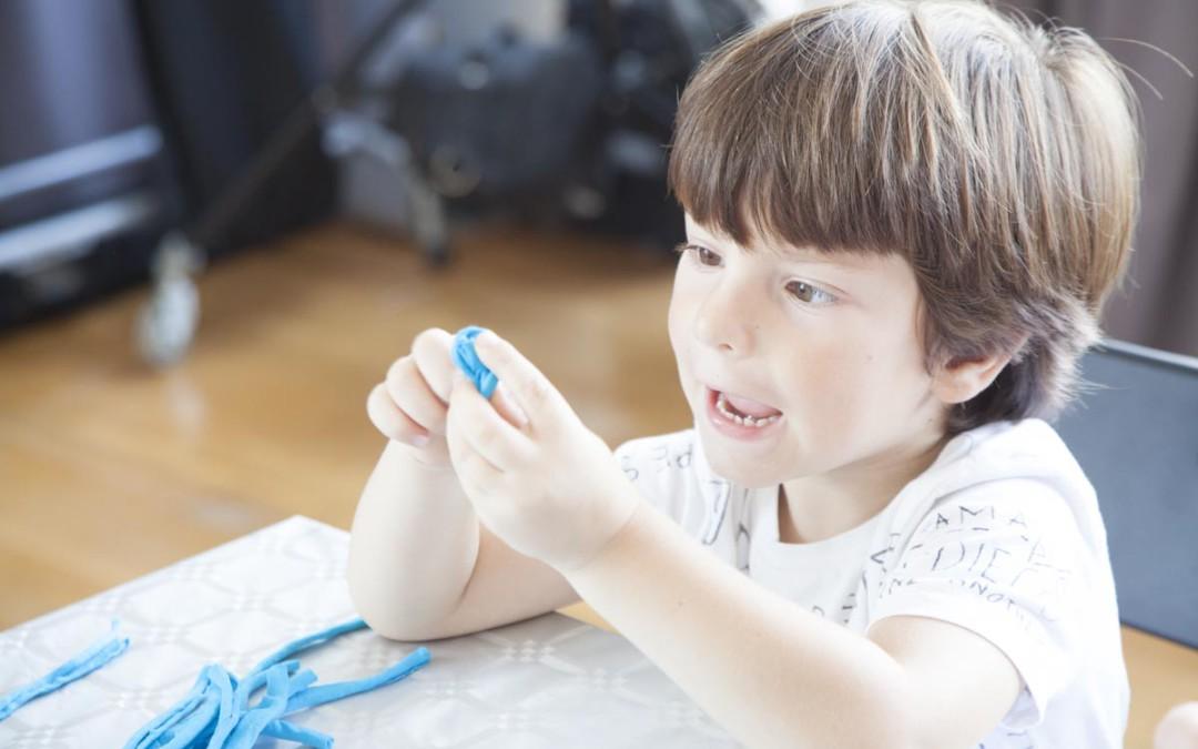 Beneficios de las manualidades para niños