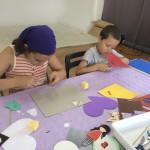 talleres y manualidades para niños