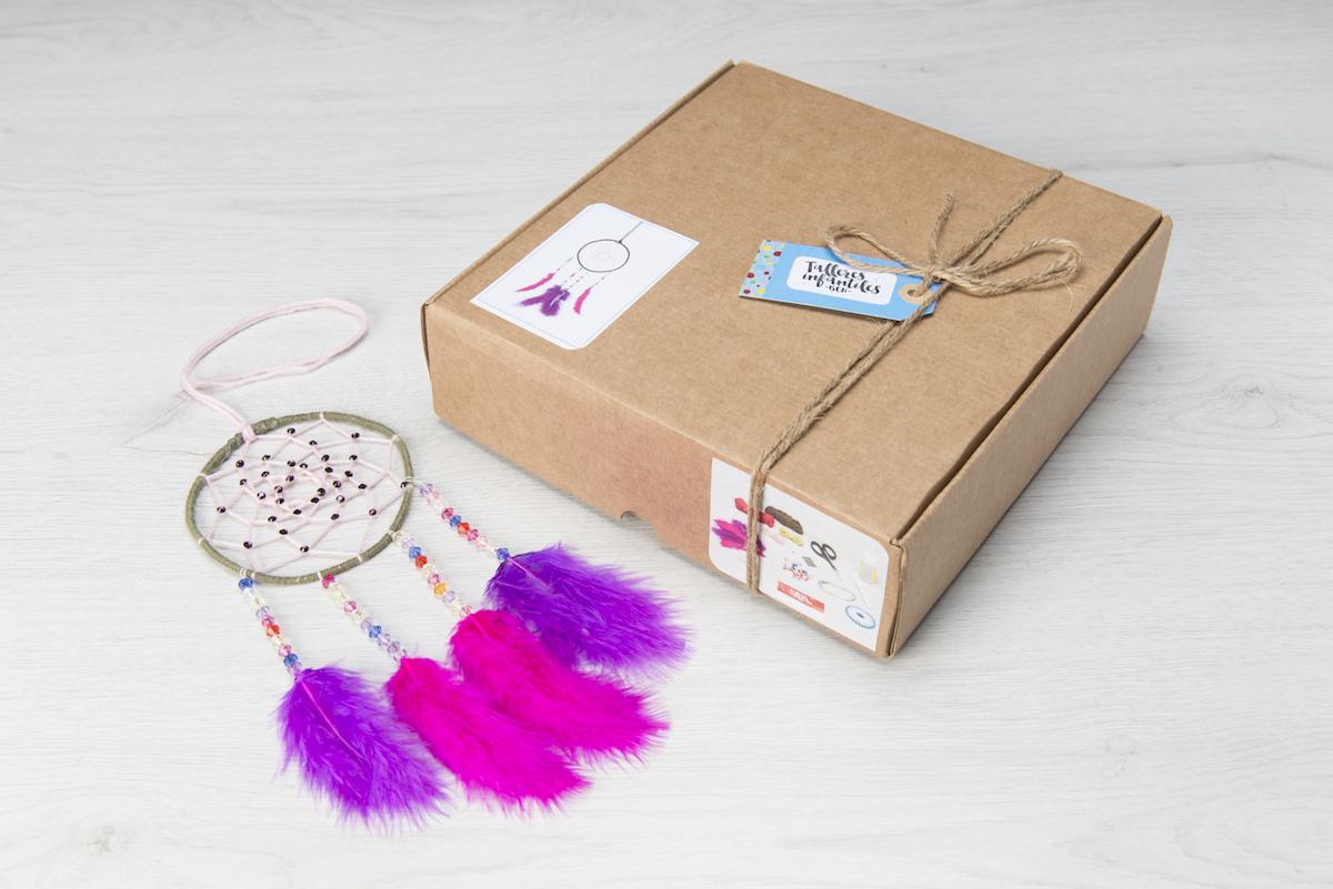 Kits de manualidades archivos talleres infantiles bcn - Material para manualidades infantiles ...