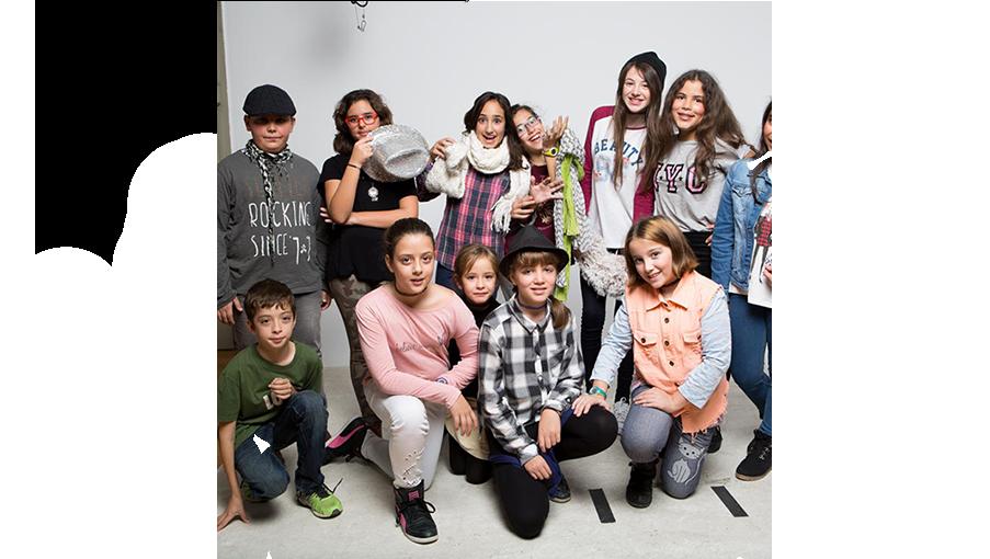 taller de fotografia para niños